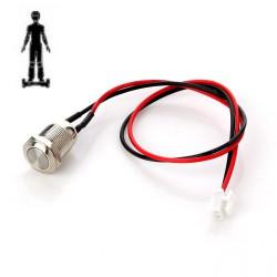 Botón y Cable de encendido...
