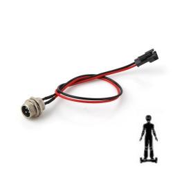 Conectores y cable para...