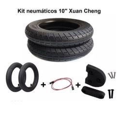"""Kit ruedas 10"""" XuangCheng"""
